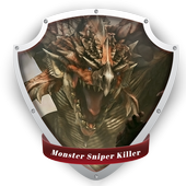 Monster Sniper Killer Forest 1.1