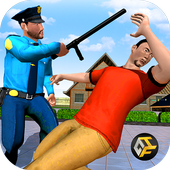 Police Hero Neighbor Rescue 1.0.2