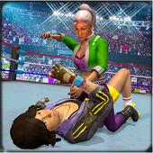 Girls Wrestling wwe Revolution Mayhem Women Fight 1.0