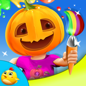 Halloween Coloring Book Fun 1.0.1
