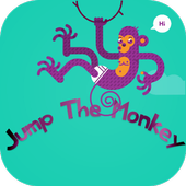 Crazy Jumping Monkey Free 1.0