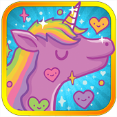 Rainbow Unicorn: candy mania 1.0