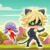 Cat black Miraculous Journey 1.0