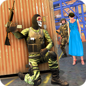 US Army Commando Action FPS Mission 1.0.2