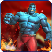 Incredible Monster Hero City Battle 2017 1.0