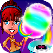 Rainbow Cotton Candy Maker 2 1.0.2