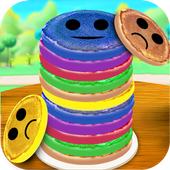 Rainbow Pancake Towers Stacker 1.0.2