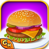 Burger Maker-Cooking games 1.0.4