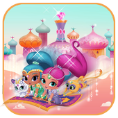 👸Magic Shimmer Flying-Carpet 1.2.4