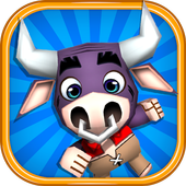 Jungle Bull Runner 3D Game 1.0