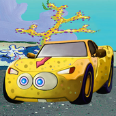 Sponge car: bob in Road Killer 1.0