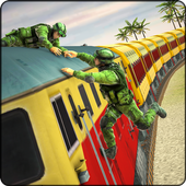 US Train Hijack Rescue Ops Simulator 1.0