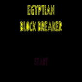 Egyptian Block Breaker 1.0