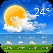 GO Weather - Widget, Theme, Wallpaper, Efficient 6.155