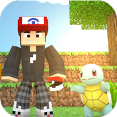 Mod PixelMonsters for MCPE 1.0
