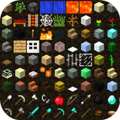 Mod Too Many Items for MCPE 1.0