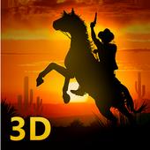Wild West Cowboy Horse Ride 3D 1.0
