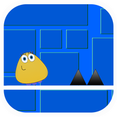 Geometry Pou Dash  3.0
