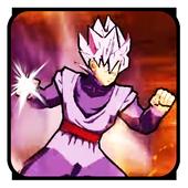 Goku Black Super Saiyan Rose 2