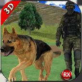 Army Spy Dog