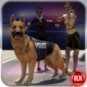 Police Dog vs Zombies Attack 1.2