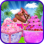 Frozen Yogurt Food Maker 1.0.1