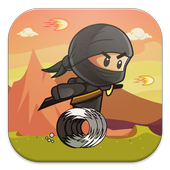 Ninja Run - Fun Games 1.0