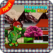 Hopping Turtle Ninja 1.0