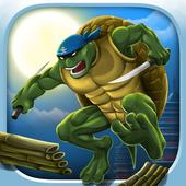 Turtle Ninja Jump 3.0