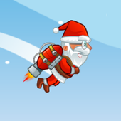 Santa Claus is flying 1.0