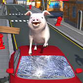 Crazy Piggies 3d Simulator 1.1