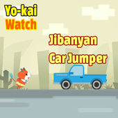 Jibanyan Car Jump Yokai Watch