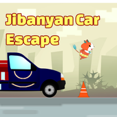 Jibanyan Car Escape Yokai