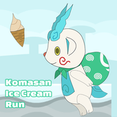 Komasan Ice Cream Run Yokai 1.0.0