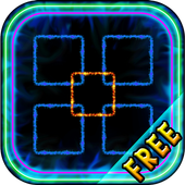 Flaming Square Addictive FREE 1.0