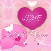 Romantic Theme GO SMS Pro 4.0