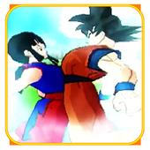Goku Fusion Budokai Attack 2