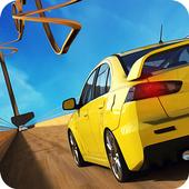 New Real Vertical Mega Ramp Car Racing Simulator 1.0