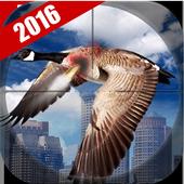 City Sniper Birds Hunting 1.01