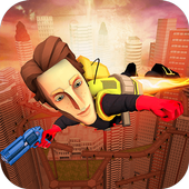 Flying Hero Escape 3D 1.2