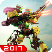 Robot War Mech Warrior 2017 1.1