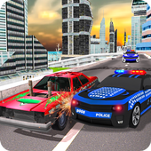 City Criminal Amazing Highway Chase Mission