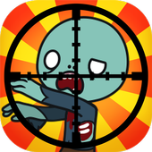 Guns Vs Zombies 2D Shooter Aim 43