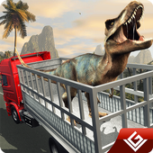 Angry Dino Zoo Transport Truck 1.1