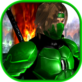 Green Halloween for ironMan 行く 1.1