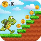 Jungle Turtle Run adventure 1.0