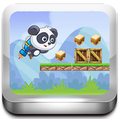 Amazing Panda Run Adventure 1.0