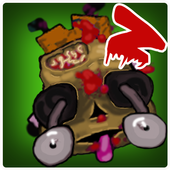 Zombie Road: Smasher game 1.1