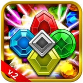 Jewels Crush Match 3 Free II 1.1