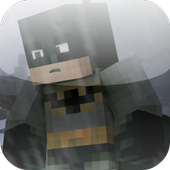 Darkness Hero Mod for MCPE 1.0